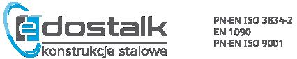 EDOSTALK Konstrukcje Stalowe Logo